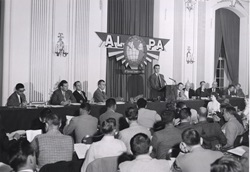 An early ALPA board meeting